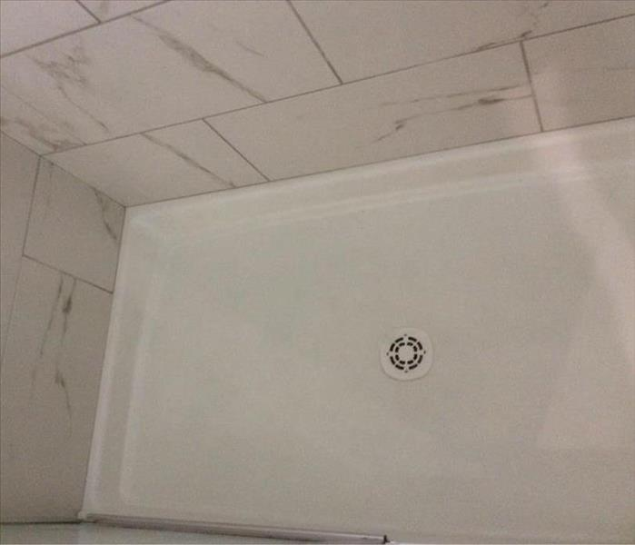 Cleaned Shower Stall in Cantonment, Florida